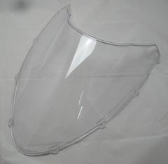 Ветровое стекло для мотоцикла Ducati 1098/848  DoubleBubble Прозрачное