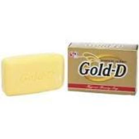 CLIO Мыло туалетное Gold-D Soap 100g