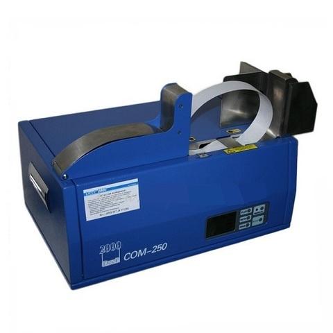 Ленточный упаковщик банкнот COM 250