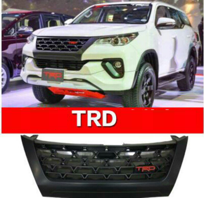 Решетка радиатора TRD для Toyota Fortuner 2017 - original controller trd 2th1024bf