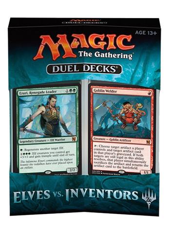 Дуэльный набор Elves vs Inventors