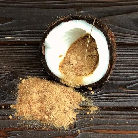Фотография Кокосовый сахар органический, 200 г (Индонезия) купить в магазине Афлора