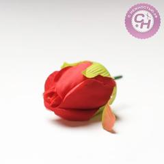 Цветок розы 5,5 см.