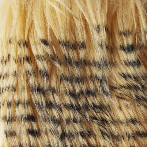 Искуственный мех Hareline Barred Pseudo Hair