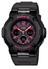 Наручные часы Casio BGA-117-1B1DR