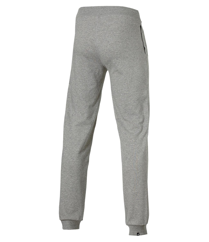 Мужские разминочные штаны Asics Graphic Cuffed Pant (131534 0714) серые фото