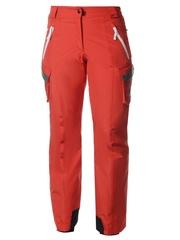 Женские горнолыжные брюки Almrausch Hochegg 321404-2609 красные фото
