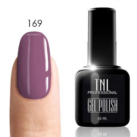 TNL Classic TNL, Гель-лак № 169 - темная сирень (10 мл) 169.jpg