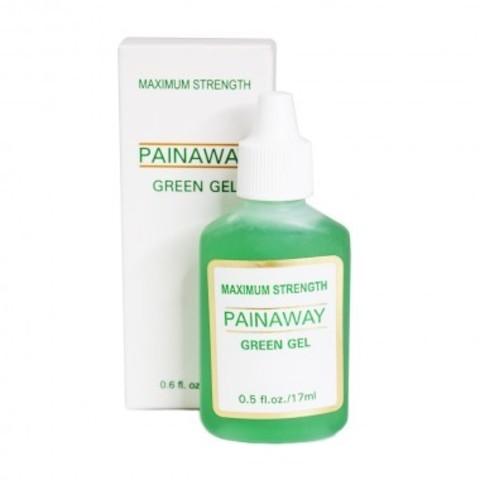Анестезия Зеленый Гель PainAway Green Gel