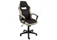 Компьютерное кресло Геймер (Gamer) черное / серое