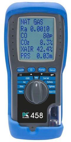 Газоанализатор KANE 458 (CO2-CO)