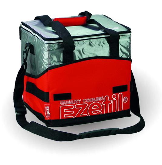 Сумка-холодильник (термосумка) Ezetil Extreme 28, 28L (красная)
