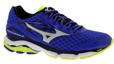Мужские кроссовки для бега Mizuno Wave Inspire 12 (J1GC1644 03) синие фото