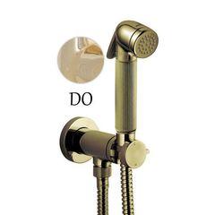 Гигиенический душ с прогрессивным смесителем в золоте Bossini Nikita E37008B.021 фото