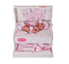 Munecas Antonio Juan Кукла-младенец Виолета, 33 см (в подарочной коробке) (6054P)