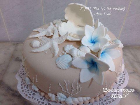 Фото свадебных тортов в алматы