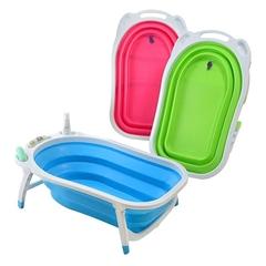Детская складная ванна Folding Baby Bathtub