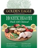 Golden Eagle Holistic Duck with Oatmeal Formula 22/13 Корм сухой для собак с Уткой и овсянкой 12 кг. (233131)