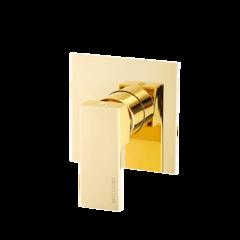 Смеситель Migliore Kvant Gold 25400 ДЛЯ ДУША ВСТРАИВАЕМЫЙ, золото