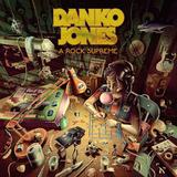 Danko Jones / A Rock Supreme (RU)(CD)