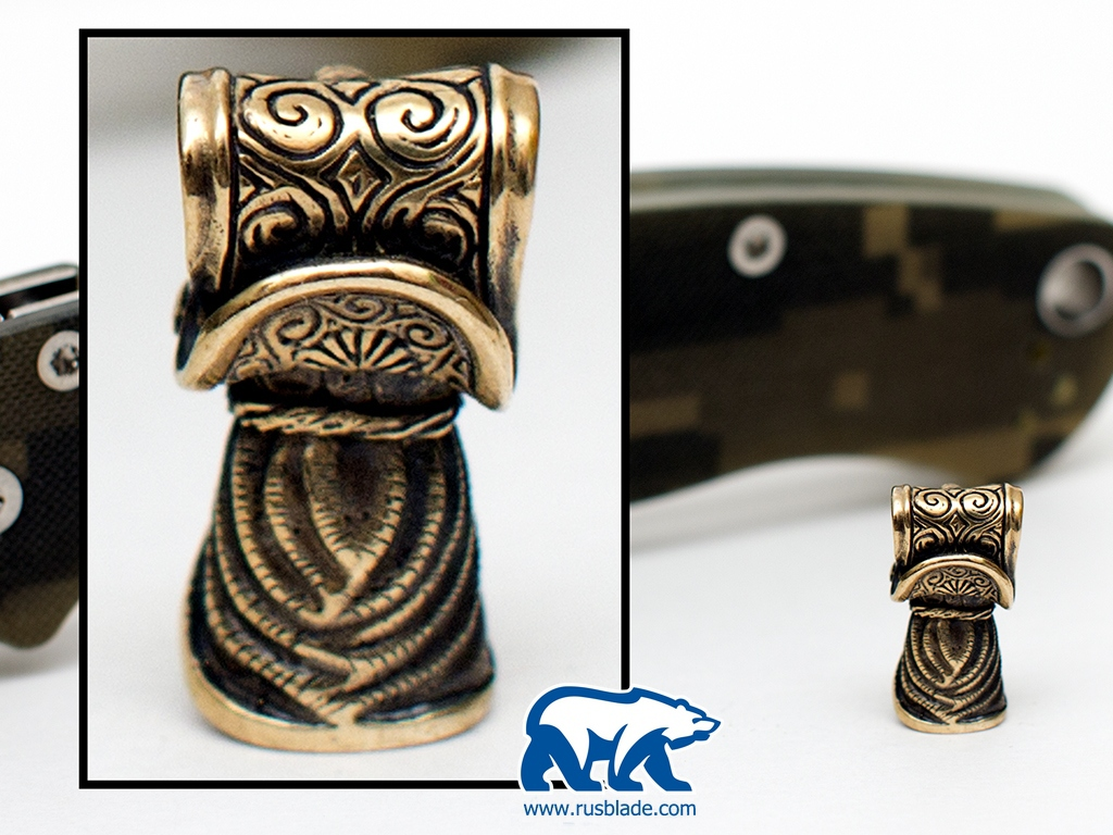 "Custom Sword Knot ""Inquisitor"" Limited Edition"