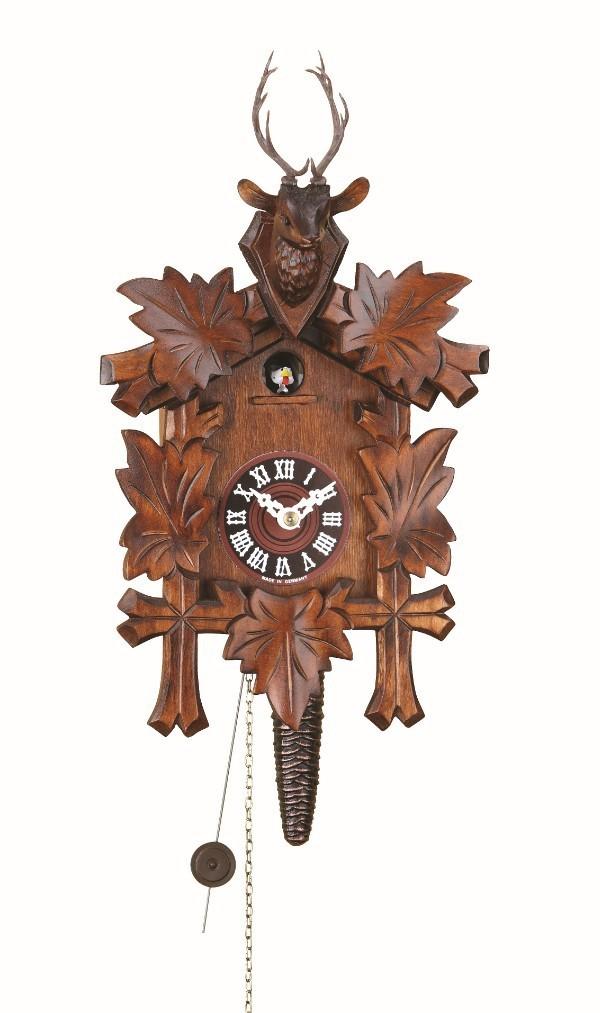 Часы настенные Часы настенные с кукушкой Trenkle 624 nu chasy-nastennye-s-kukushkoy-trenkle-624-nu-germaniya.jpg