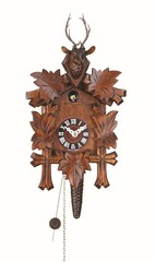 Часы настенные с кукушкой Trenkle 624 nu