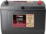 Тяговый аккумулятор Trojan 31XHS ( 12V 130Ah / 12В 130Ач ) - фотография