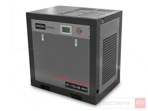 Винтовой компрессор IRONMAC IC 30/10 AM