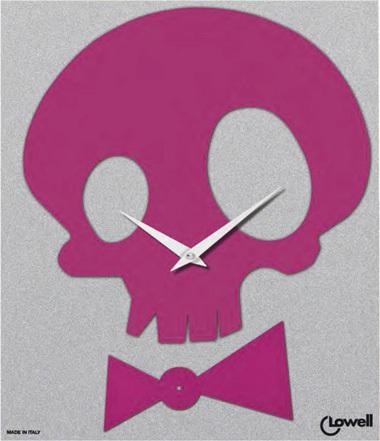 Часы настенные Lowell 05851G Enzo