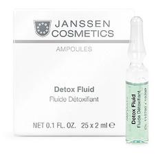 Detox Fluid - Детокс-сыворотка в ампулах