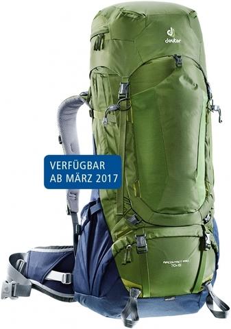 рюкзак туристический Deuter Aircontact Pro 70+15