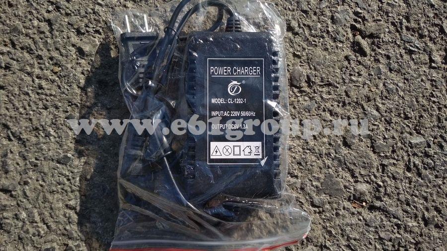 1 Зарядное устройство для опрыскивателя ОЭ-8л-МИНИ