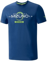 Футболка беговая Mizuno JPN Tee мужская