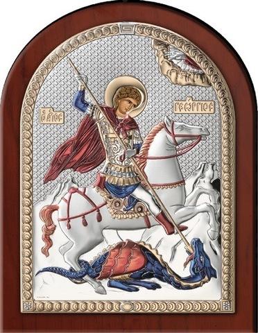 Икона Св Георгий Победоносец (12*16)