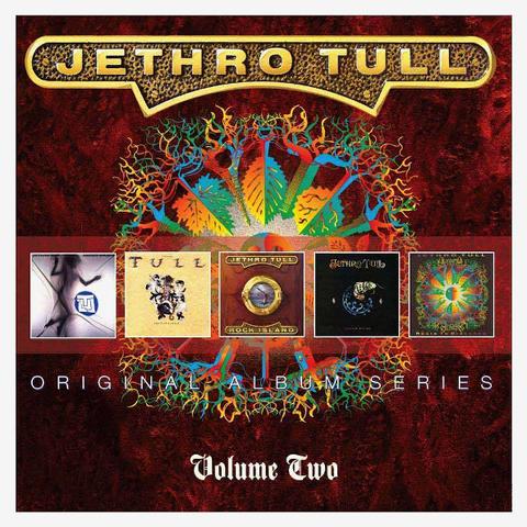 Jethro Tull / Original Album Series, Vol.2 (5CD)