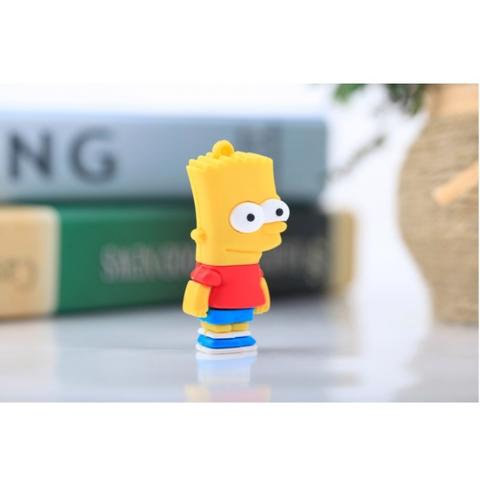 USB-флешка Барт Симпсон