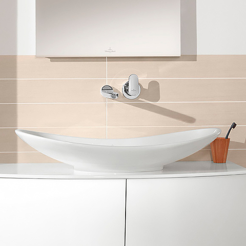 Раковина Villeroy & Boch My Nature 4110 80 R1 alpin