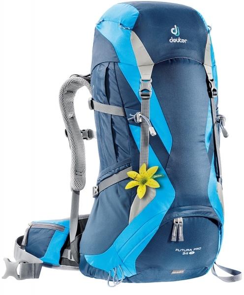 Туристические рюкзаки легкие Рюкзак женский Deuter Futura Pro 34 SL 900x600_5135_FuturaPro34SL_3306_14.jpg