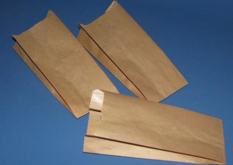 Пакет для шаурмы 100х70х280 мм