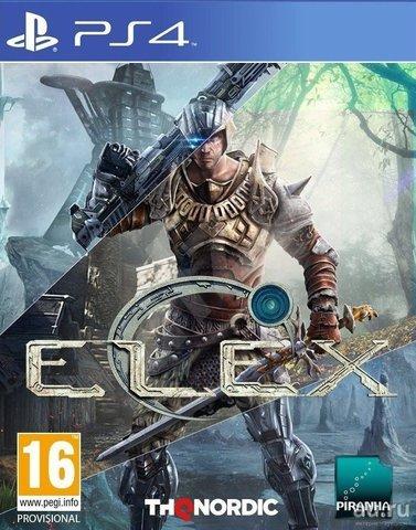 Sony PS4 ELEX (русские субтитры)