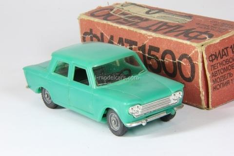 Fiat 1500 #A-2 USSR remake 1:43
