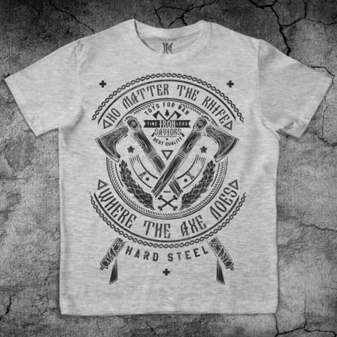 Купить хлопковую футболку Axes цвет белый для пауэрлифтинга, для зала, фитнеса, стиль жизни