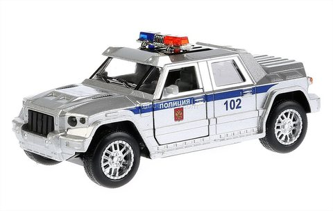 T-98 Combat Armored vehicle DPS Police Technopark 1:43