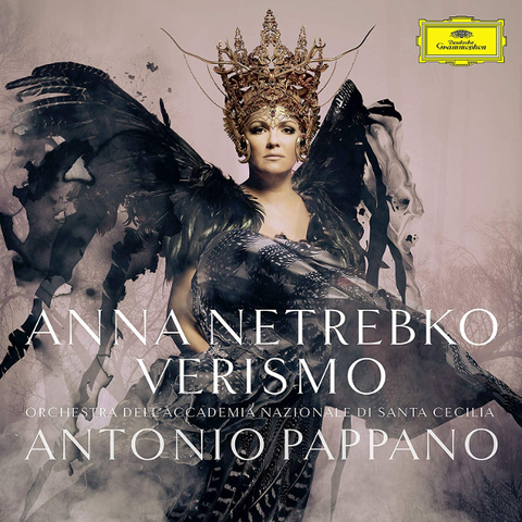 Anna Netrebko / Verismo (Deluxe Edition)(CD+DVD)
