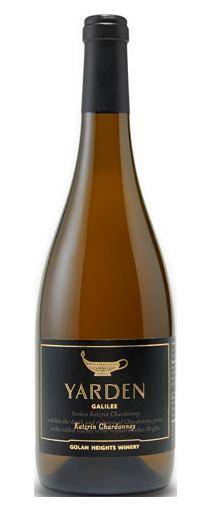 Golan Heights Winery Yarden Katzrin Chardonnay
