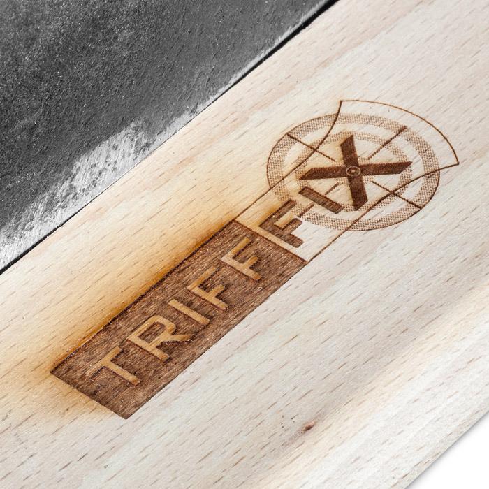 Топор кованый для камина TRIFFFIX 1950 г. от Leonhard Mueller