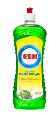 Sellwin Pro  Хозяюшка Средство для мытья посуды Зеленое яблоко 900мл