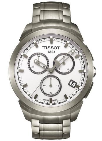 Купить Мужские швейцарские часы Tissot T-Sport Titanium T069.417.44.031.00 по доступной цене