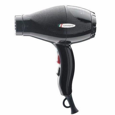 Фен для волос Gamma Piu E-T-C Light 2100 Вт черный